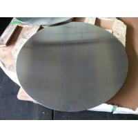 1100 1050 O Temper Mill Finished Aluminium Circle Thickness 0.5 -3.0mm, Dia 100mm to 1100mm