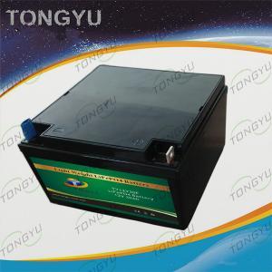 Wholesale Traffic LED Display 30Ah 12V LiFePO4 Battery For Traffic LED Lights , Display LFP Batteries from china suppliers