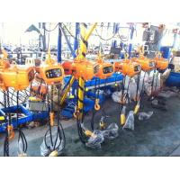 China Chinese Model Of 10T 20T 5 Ton Chain Hoist For Industry And Workshop on sale