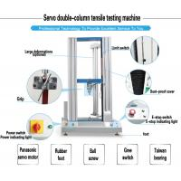 Quality Professional Servo Motor Lab Test Machines Rubber Tensile Strength Tester Tensile Testing Machine for sale
