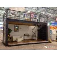 Wholesale Effective Demountable Container Exhibitions With Custom-made Coffee Shop from china suppliers