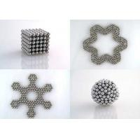 Wholesale Commercial BuckyBalls Neocubes Neodymium Ball Magnets Magic Cube from china suppliers