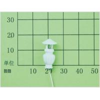 Wholesale T19 6V Billboard Street Plastic Miniature Scale Model Lamppost for Train Layout 1.5cm from china suppliers