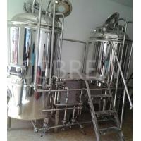 Wholesale 200L automatic machine for making craft beer from china suppliers