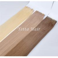 Wholesale Multi Colored Unprocessed Pre Bonded Hair Extensions With Blonde Yellow from china suppliers