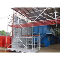 Wholesale Low wastager Q235 steel ring lock scaffolding system from china suppliers
