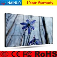 Wholesale 1.8MM DID Lcd Video Wall Ad Display / Indoor Lcd Advertising Screen 55 Lg Panel from china suppliers