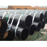Wholesale ASTM A53 Painted Red Color Black ERW Steel Pipes from china suppliers