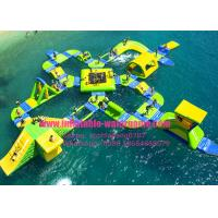 Wholesale Amazing Inflatable Water Park Rentals 65 People Capacity Customized Color from china suppliers