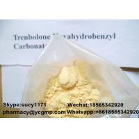 Wholesale Muscle Mass Steroids Parabolan Trenbolone Hexahydrobenzyl Carbonate THC 23454 - 33 - 3 from china suppliers