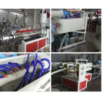 Wholesale Energy Saving Pipe Production Line / PE Carbon Reinforced Spiral Pipe Machine from china suppliers
