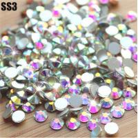 Wholesale Top China swaro crystal stone wholesale nails stones for design ss10 crystal ab from china suppliers