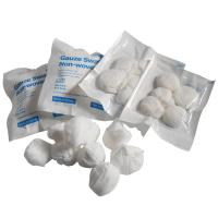 Wholesale Absorbent Surgical Gauze Ball from china suppliers