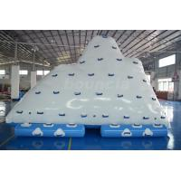 Wholesale Commercial Inflatable Water Iceberg, Inflatable Aqua Iceberg With CE Certificate from china suppliers