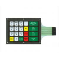 Wholesale Multiple Tactile Metal Dome Membrane Switches Keyboard ISO14001 & ROHS from china suppliers