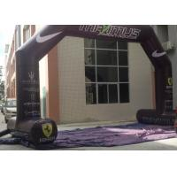 Wholesale Events / Advertising Inflatable Arches Double And Quadruple Stitching from china suppliers