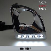 Wholesale Chery Tiggo DRL LED Daytime driving Lights led extra light for car from china suppliers