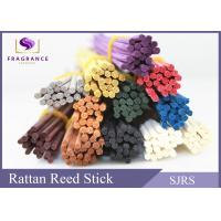 Wholesale Natural Red / Blue Reed Diffuser Replacement Sticks Bow Curly Shape from china suppliers