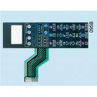 Wholesale Remote Control Membrane Control Panel Membrane Key Pad With Silk Printing from china suppliers