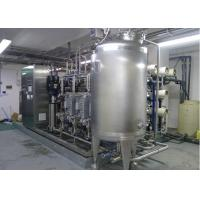 Wholesale Ultra pure water reverse osmosis water purification system with EDI for WFI 15m3/h from china suppliers