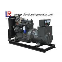 Wholesale 4 Cylinders Single Phase 37.5kVA Open Diesel Generator Powered by Water - Cooled Yuchai Engine from china suppliers