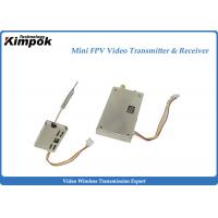 Wholesale 5.8Ghz Mini Drones Video Transmitter With 200mW / 9 Channels Wireless Sender from china suppliers