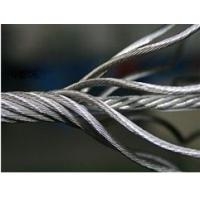 Quality ASTM SS 304 / 316 Stainless Steel Wire Rope 7 x 19 / 6 x 19 / 1 x 19 Bright Surface for sale