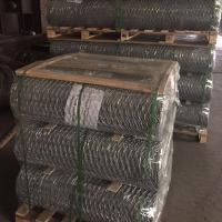 Buy cheap Galvanized Weaving Hexagonal Wire Netting for Bumper Cars 16 Gauge 1 Inch from wholesalers