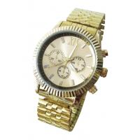 Wholesale Mens Wrist Watch , Trendy Quartz Analog Watches With Spring Band from china suppliers