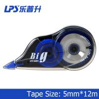Wholesale Student Ultrathin Liquid Paper Correction Tape 965 Black Frosted Shell from china suppliers
