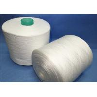 Wholesale Glove Spun Polyester Thread , Polyester Viscose Yarn For Daily Use from china suppliers