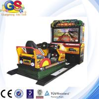 Wholesale 2014 4D racing car game machine,3d car driving simulator equipment game machine from china suppliers