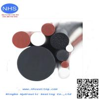 Buy cheap Heat Resistant Solid O-Ring Silicone Rubber Cord for Industrial Component from wholesalers