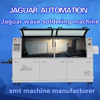 Wholesale SMT high efficiency wave soldering machine, welding machine for plug components from china suppliers
