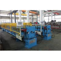 Wholesale Down Pipe Roll Forming Machine Square Type With Elbow Machine ISO / CE from china suppliers