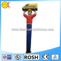 Wholesale Rip Stop Nylon Inflatable Dancing Man , Inflatable Waving Man Car Show Use from china suppliers