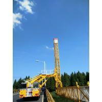 Buy cheap High Efficiency 22m Bridge Inspection Equipment With Hydrostatic Drive VOLVO 8x4 from wholesalers