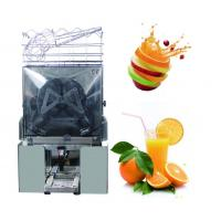Buy cheap Stainless steel  Orange Juicer 20-22 Oranges per Mins Citrus Juicer Juice Machine from wholesalers