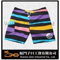 2012 fashion colorful and breathable men's custom board shorts