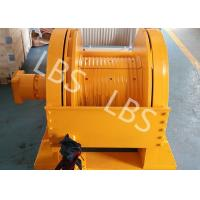 Wholesale Marine Windlass Anchor Winch / Oil Well Hydraulic Crane Winch from china suppliers