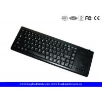 Wholesale Plastic Industrial Computer Keyboard With Function Keys And Integrated Trackball from china suppliers