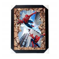Wholesale Promotion Custom Lenticular Printing , Personal 5D Lenticular Pictures from china suppliers