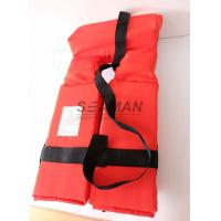 Quality 150N Offshore Marine Life Jacket SOLAS 74/96 CCS/MED With Reflective Tape for sale