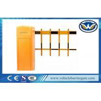 Wholesale Remote Control Automated Vehicle Barrier Gate For Smart Parking System from china suppliers