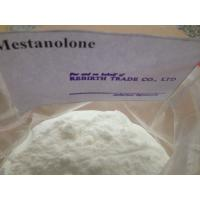 Wholesale CAS 521-11-9 Raw Anabolic Nandrolone Steroid Mestanolone Powder for Pharmaceutical Material from china suppliers