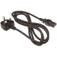 Wholesale 250 Volt PDU UK Appliance Power Cord IEC C15 BS 1363 Male End from china suppliers