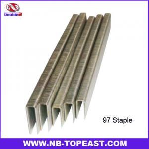 China 97 Staples Series for Pneumatic gun 6mm,8mm,10mm,12mm,14mm,16mm,19mm,22mm,25mm on sale