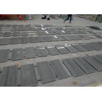 Wholesale Wood Blue Marble Kitchen Floor Tiles , Interior Real Stone Floor Tiles from china suppliers