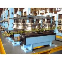 Buy cheap HG89 ERW welded pipe production line from wholesalers