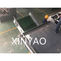 Top Feed Recycle Plastic Crusher Machine / Plastic Recycling Equipment Automatic
